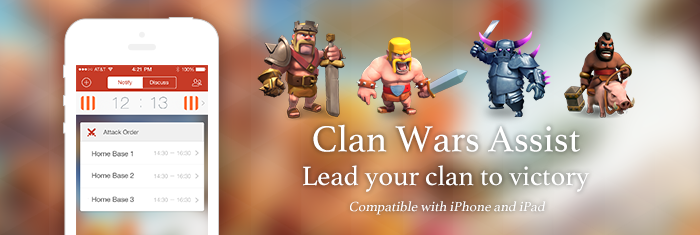 Clan Wars Assist