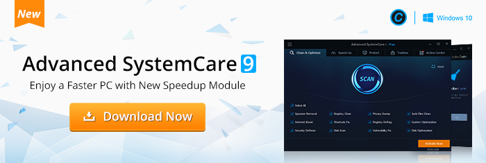 Advanced SystemCare 9