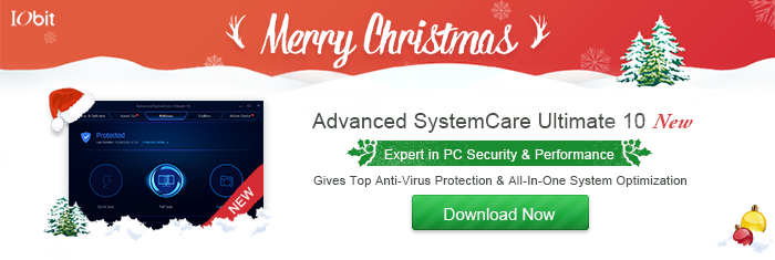 Advanced SystemCare Ultimate 10