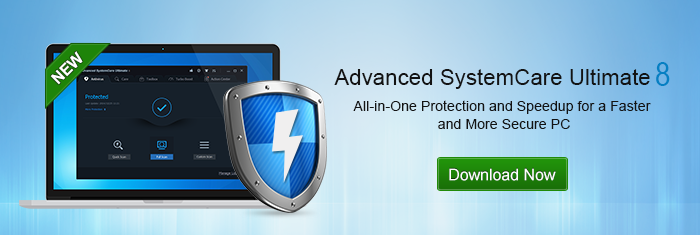 Advanced SystemCare Ultimate 8