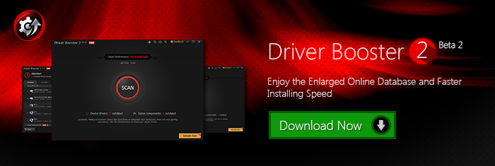 Driver Booster 2 beta2