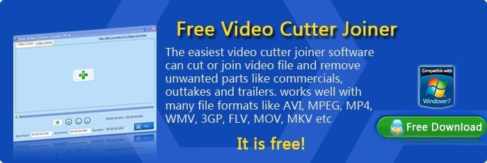 Video Cutter Joiner